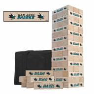 San Jose Sharks Gameday Tumble Tower