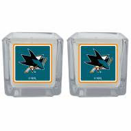 San Jose Sharks Graphics Candle Set