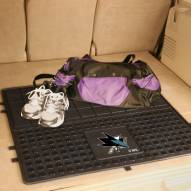 San Jose Sharks Heavy Duty Vinyl Cargo Mat