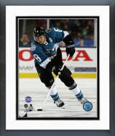 San Jose Sharks Joe Pavelski NHL Stadium Series Framed Photo