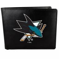 San Jose Sharks Large Logo Bi-fold Wallet