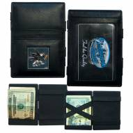 San Jose Sharks Leather Jacob's Ladder Wallet