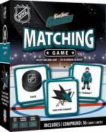 San Jose Sharks Matching Game