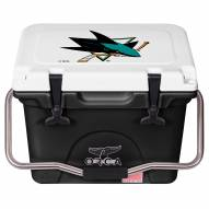 San Jose Sharks ORCA 20 Quart Cooler