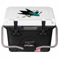 San Jose Sharks ORCA 20 Quart Cooler