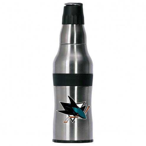 San Jose Sharks ORCA Rocket Bottle/Can Holder