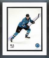San Jose Sharks Patrick Marleau Action Framed Photo
