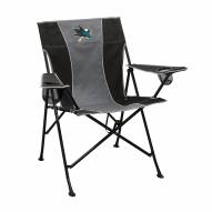 San Jose Sharks Pregame Tailgating Chair