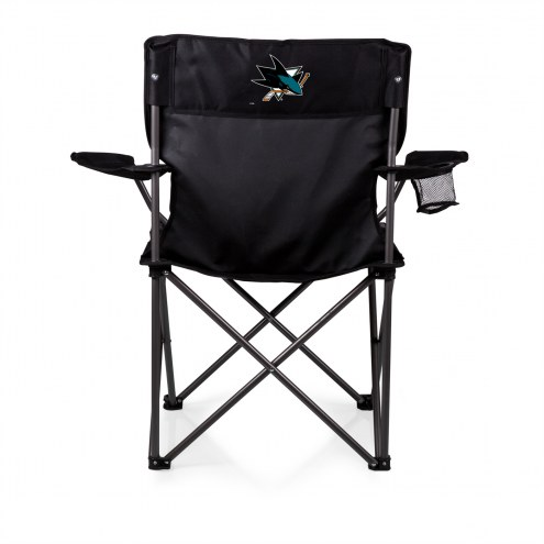 San Jose Sharks PTZ Camping Chair