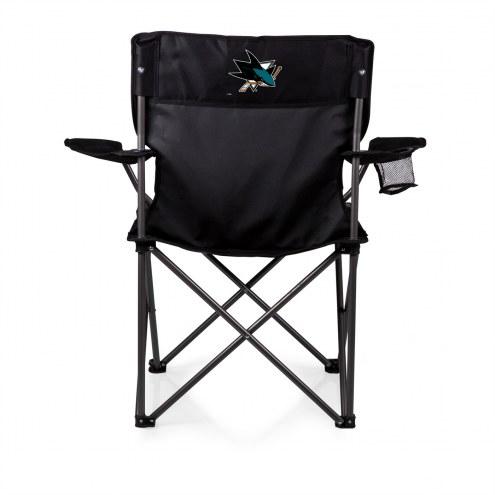 San Jose Sharks PTZ Camping Chair