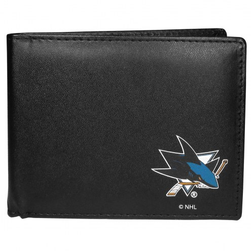 San Jose Sharks Bi-fold Wallet