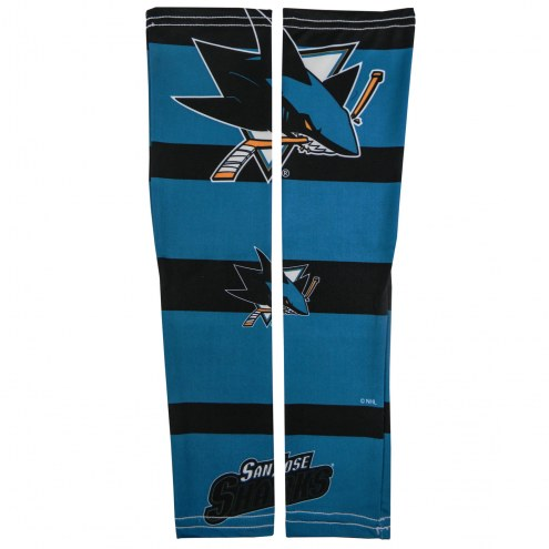 San Jose Sharks Strong Arm Sleeves