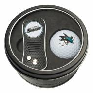 San Jose Sharks Switchfix Golf Divot Tool & Ball
