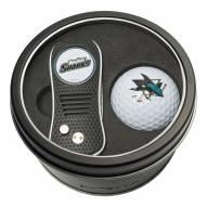 San Jose Sharks Switchfix Golf Divot Tool & Ball