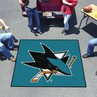 San Jose Sharks Tailgate Mat