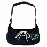 San Jose Sharks Team Jersey Purse
