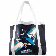San Jose Sharks Team Tailgate Tote