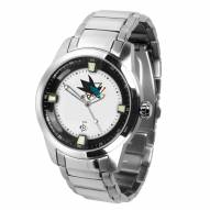 San Jose Sharks Titan Steel Men's Watch