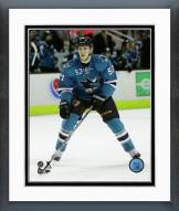 San Jose Sharks Tommy Wingels Action Framed Photo