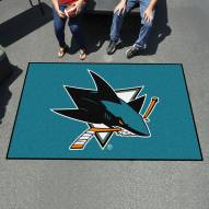 San Jose Sharks Ulti-Mat Area Rug