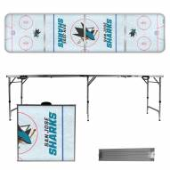 San Jose Sharks Victory Folding Tailgate Table