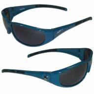 San Jose Sharks Wrap Sunglasses