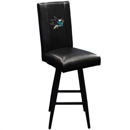 San Jose Sharks XZipit Swivel Bar Stool 2000