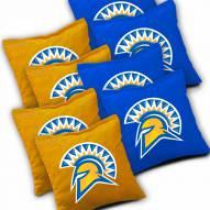 San Jose State Spartans Cornhole Bags