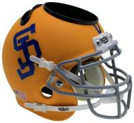 San Jose State Spartans Alternate 1 Schutt Football Helmet Desk Caddy