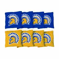 San Jose State Spartans Cornhole Bag Set