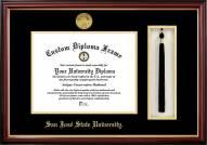 San Jose State Spartans Diploma Frame & Tassel Box