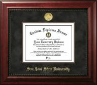 San Jose State Spartans Executive Diploma Frame