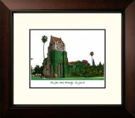 San Jose State Spartans Legacy Alumnus Framed Lithograph