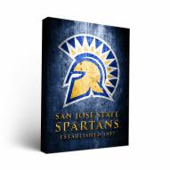 San Jose State Spartans Museum Canvas Wall Art