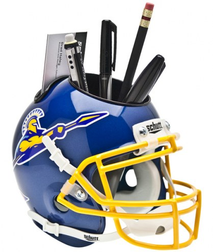 San Jose State Spartans Schutt Football Helmet Desk Caddy