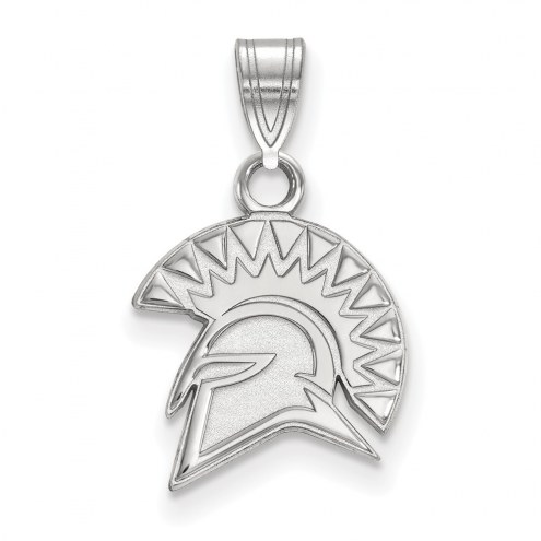 San Jose State Spartans Sterling Silver Small Pendant