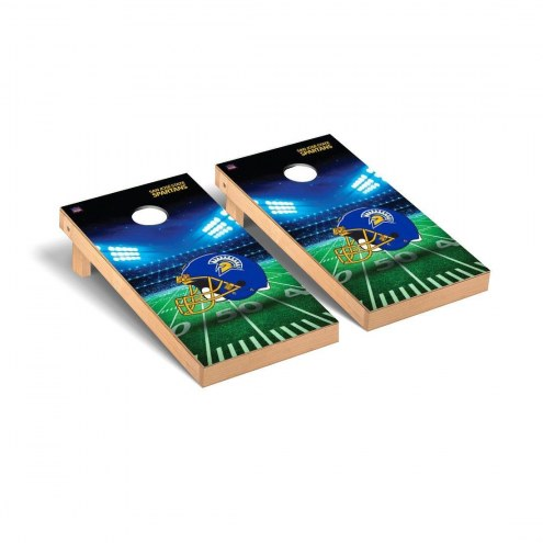 San Jose State Spartans Stadium Cornhole Game Set