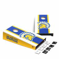 San Jose State Spartans Mini Cornhole Set