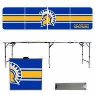 San Jose State Spartans Victory Folding Tailgate Table