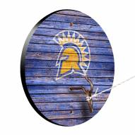 San Jose State Spartans Weathered Design Hook & Ring Game