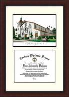 Santa Clara Broncos Legacy Scholar Diploma Frame