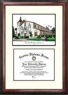 Santa Clara Broncos Scholar Diploma Frame