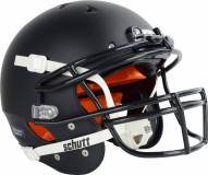 Schutt Recruit Hybrid VTD Youth Football Helmet with attached faceguard