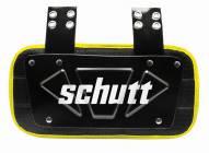 Schutt Neon Adult Football Back Plate