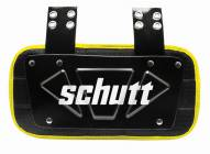 Schutt Neon Adult Football Back Plate