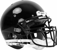 Schutt AiR XP Pro VTD II Adult Football Helmet with Attached Facemask - 2020 SCUFFED