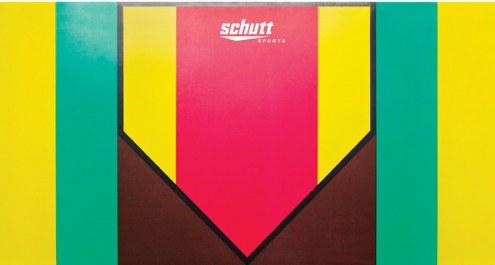 Schutt Extended Strike Zone Home Plate