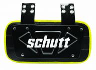 Schutt Neon Youth Football Back Plate