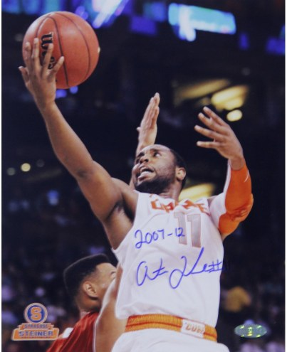 "Scoop Jardine Syracuse White Jersey Vertical 8 x 10 Photo w/ ""2007-12"""