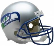 Riddell Seattle Seahawks 1983-01 Deluxe Collectible Throwback NFL Football Helmet